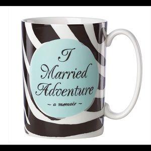 🆕Kate Spade Way with Words Married Adventure Mug